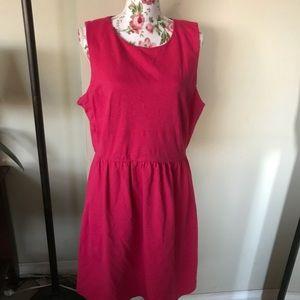 J.Crew cotton Dress with pockets